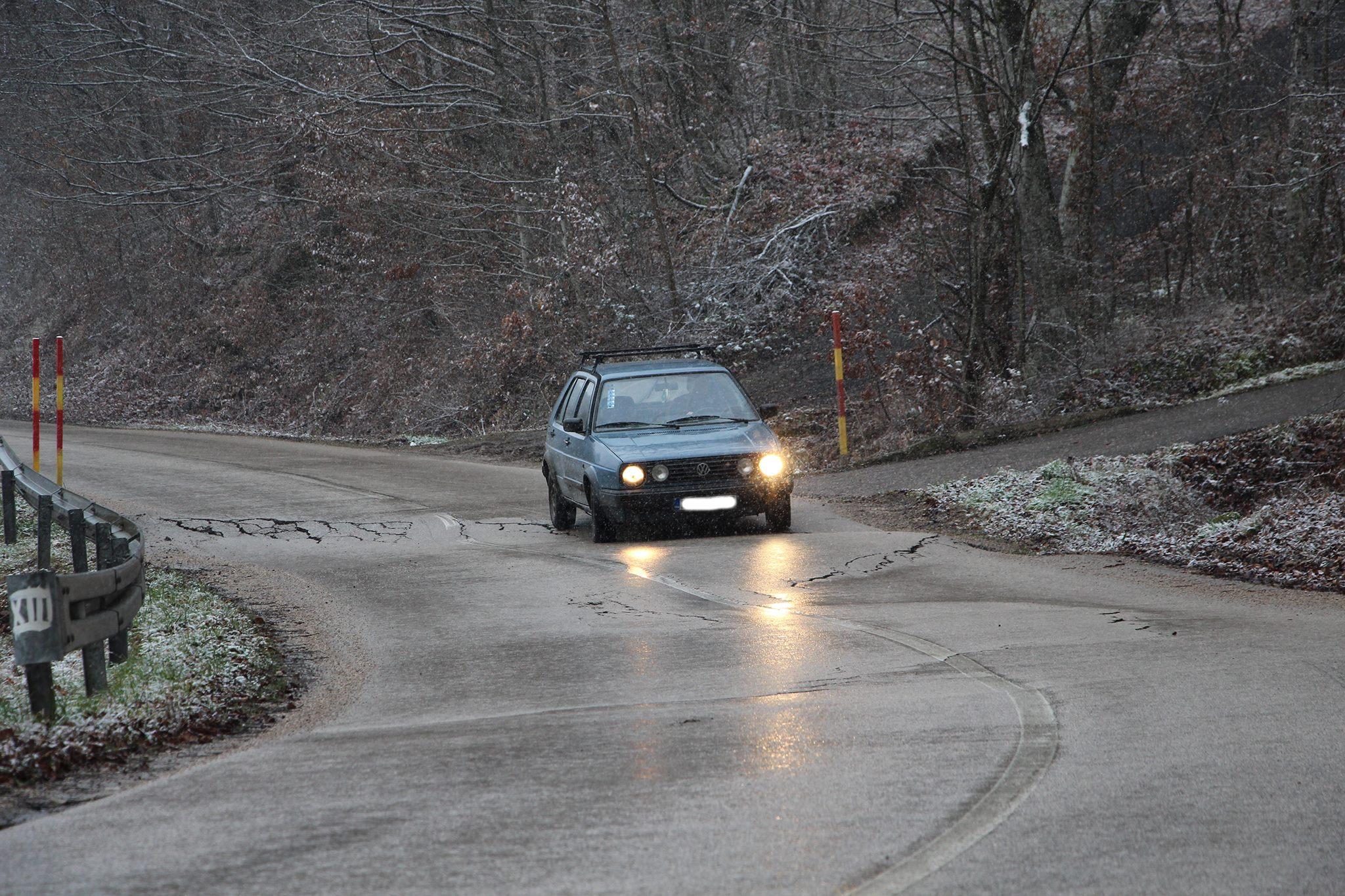 Регионални пут за Теслић чека хитну санацију
